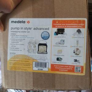 Brand new Medela breast